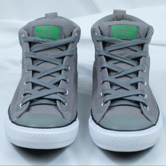 Converse Chuck Taylor All Stars w Green Accents